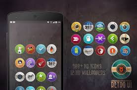 atom launcher apk icon packs that you must on your android device two