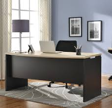 Office Desk Black by Altra Benjamin Executive Desk 9319096