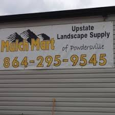 Landscapers Supply Greenville by Mulch Mart Of Powdersville 10 Photos Landscaping 3759 Hwy