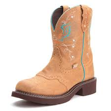 s justin boots on sale justin womens toe cowboy boots toast brown