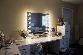 big vanity mirror with lights vanity light vanity mirrors with lights hollywood awesome 75 the