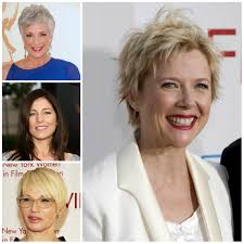 Short Haircuts For Mature Ladies Short Hairstyles Hairstyles 2017 New Haircuts And Hair Colors