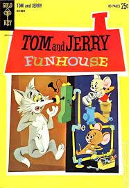 tom jerry festival fun 1962