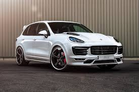2008 Porsche Cayenne S - techart upgrades porsche cayenne turbo to 700hp gtspirit