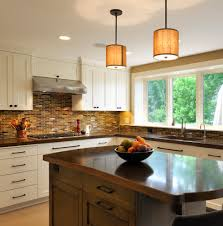 gorgeous copper countertops look south west transitional kitchen