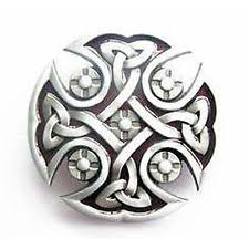 bbu1776 medieval crusade celtic cross tribal tattoo stub round