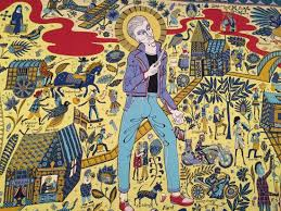 Grayson Perry Vanity Of Small Differences Grayson Perry Tapestry Picture Of Museum Of Contemporary Art