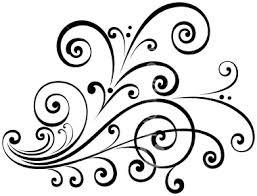 Decorative Line Clip Art Fancy Clip Art 84527