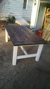 Diy Kitchen Island Pallet Best 25 Pallet Dining Tables Ideas On Pinterest Table And Bench