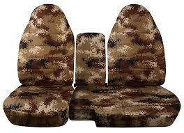 Ford Ranger Truck Colors - amazon com 1998 2003 ford ranger truck seat covers camouflage