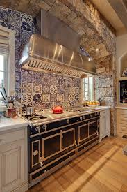 blue kitchen tile backsplash kitchen color 15 beautiful blue backsplashes