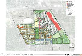 fairgrounds developers to submit site plans to city of detroit by