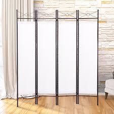 slatted room divider best finest room dividers partition 14961