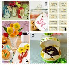Mother S Day Food Gifts Five Last Minute Diy Gift Ideas For Mother U0027s Day