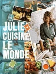 julie cuisine le monde livraddict