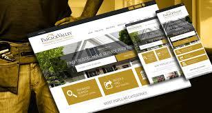 pro design home improvement home improvement marketing website design seo ppc ss nj