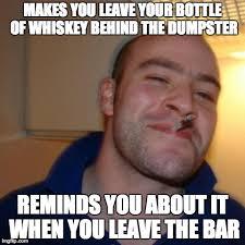 Bouncer Meme - good guy bouncer imgflip