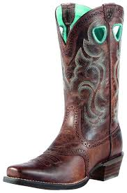 womens cowboy boots nz ariat boots womens cowboy rawhide 7 5 b sassy brown