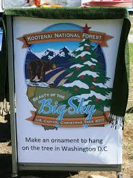ornaments for the knf capitol christmas tree libby news montana