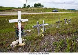 roadside memorial crosses roadside memorial cross stock photos roadside memorial cross