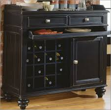 buffet server with wine storage perfect ashley krinden rustic