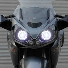kt headlight for kawasaki 1400gtr concours 14 zg1400 2008 2017 led