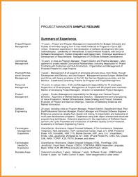 8 Resume Summary Sample Mla Cover Page by Resume Summary Section Sample Resume Summary Statement Resume