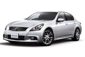 nissan sedan black nissan revises jdm skyline sedan and coupe for 2010