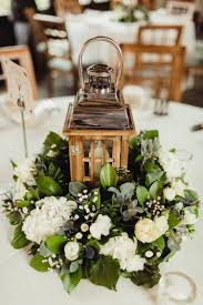 simple rustic u0026 cosy winter wedding centrepieces flower and wedding