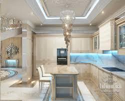 Interior Design Luxury by Kitchen Design In Dubai Cozy Kitchen Luxury Apartment Photo 3