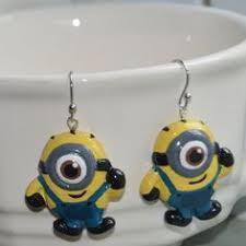 minion earrings minion earrings minion minion stuff minions