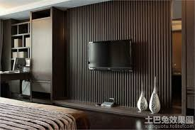 Background Wall Mirror Wall Tiles Contemporary Bedroom by Modern Bedroom With Tv Top Design Modern Bedroom Tv Background
