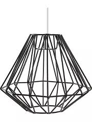 Ceiling Lights With Shades Ceiling Lighting Shades Home Garden George At Asda