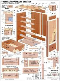 bedroom furniture plans u2022 woodarchivist