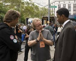 popentertainment denzel washington and crowe
