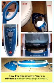Can I Use A Steam Mop On Laminate Floors Hoover Twintank Steam Mop Review U2022 The Steam Queen