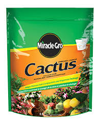 miracle gro cactus palm and citrus potting mix soils miracle