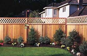 innovative decoration landscaping fence alluring fence landscaping