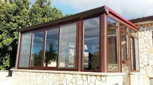 vetrata veranda garofalo infissi verande
