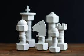 tool chess set by the house of staunton u2022 design father