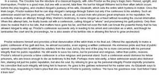 john proctor as a tragic character at EssayPedia com essay on john proctor as a