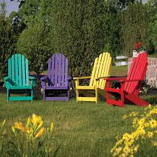 Recycled Plastic Adirondack Chairs Exterior Appealing Resin Adirondack Chairs For Inspiring Patio