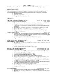 resume of financial analyst finance resume stunning ideas finance resume objective financial