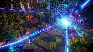 nex machina game ps4 playstation