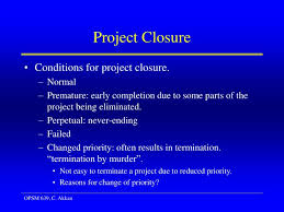 project closure report template ppt ppt project closure powerpoint presentation id 4891901