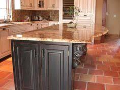 Terracotta Floor Tile Kitchen - kitchen with terra cotta floor tiles kitchen pinterest terra
