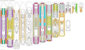 carnival conquest deck plans cruise floor plan friv 5 at victory