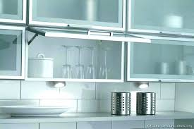 Glass Door Kitchen Wall Cabinets Horizontal Kitchen Cabinets Image For Alluring Kitchen Glass
