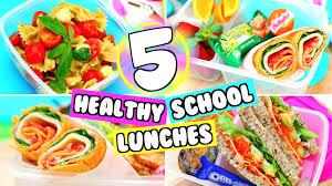 5 diy easy lunch ideas yummy lunch ideas for youtube