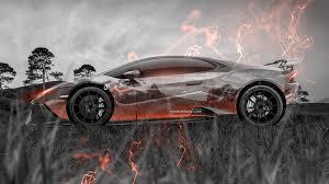 mansory lamborghini lamborghini huracan mansory tuning side crystal nature car 2015
